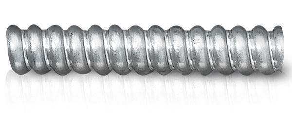 CONDUIT 1-IN STEEL FLEX 50FT COIL
